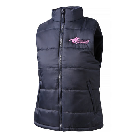 Samberwill Equestrian Ladies Bodywarmer in Navy