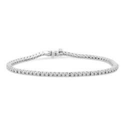 Shinin' Bracelet 14K White Gold 1.65ct