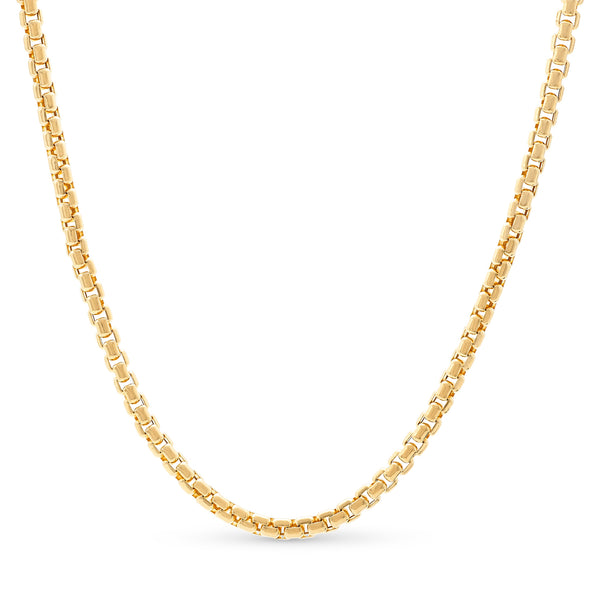 Yurman Link Chain 14K Yellow Gold 5.0mm