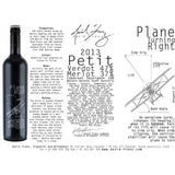 David Franz 'Plane Turning Right' blend 2013, Barossa Valley, Australia - Woodshire Wines
