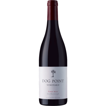 Dog Point Pinot Noir, 2018, Marlborough, New Zealand