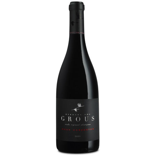 Herdade dos Grous Moon Harvested Red Alicante Bouschet 2016, Alentejo, Portugal - Woodshire Wines