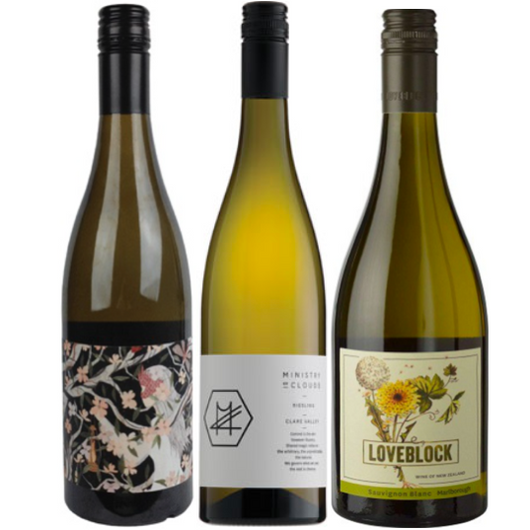 Woodshire Selections: New World Whites - Woodshire Wines
