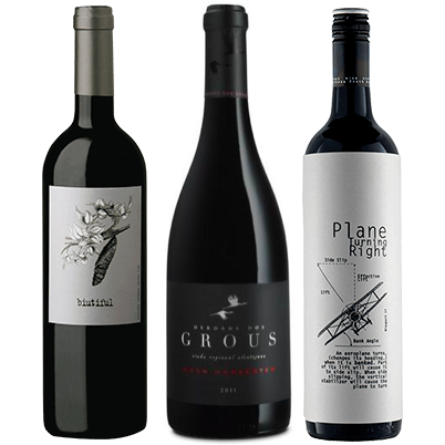 Woodshire Selections: Power Reds - Woodshire Wines