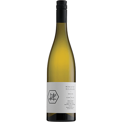 Ministry of Clouds Riesling 2016, Clare Valley, Australia - Woodshire Wines