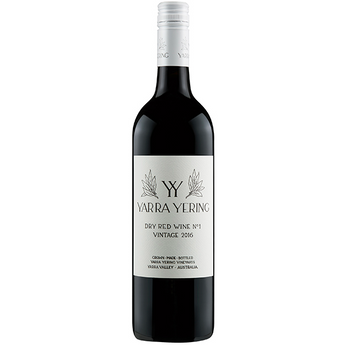 Yarra Yering, Dry Red No.1, 2016, Yarra Valley, Australia