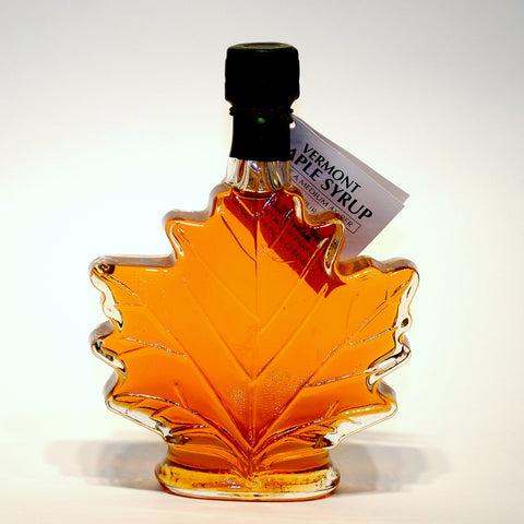 Quebec's finest maple syrup bottle