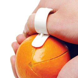 Finger held Orange Peeler (10pcs)
