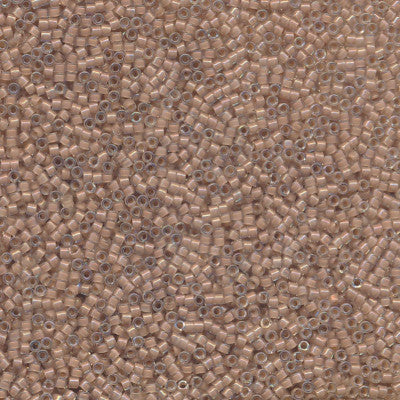 DB0069 - 11/0 Color-Lined Beige Miyuki Delica Seed Beads DB69 69 69-Maddiethekat Designs