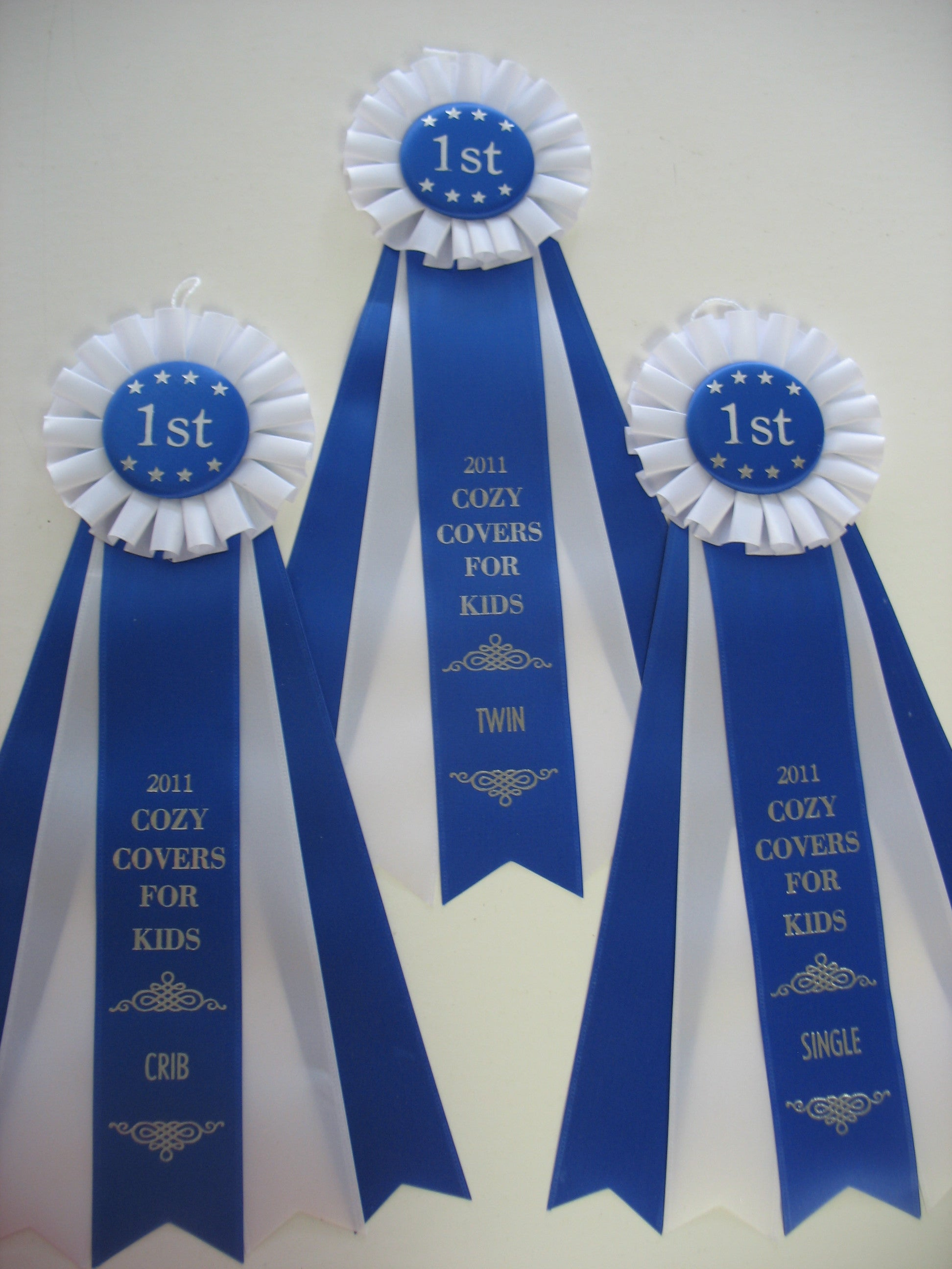 Ribbons & Rosettes