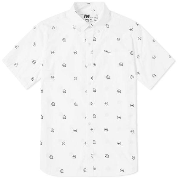 ICON PATTERN SHIRT
