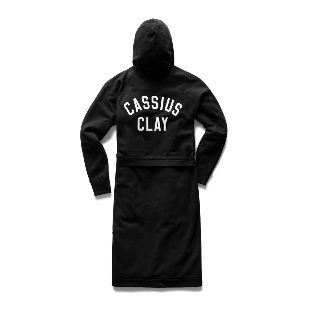 FIGHT NIGHT HOODED ROBE
