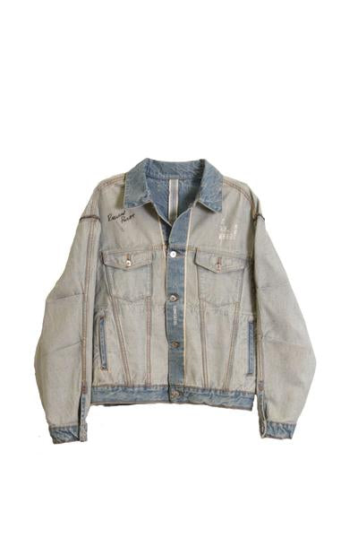 Factory Denim Jacket