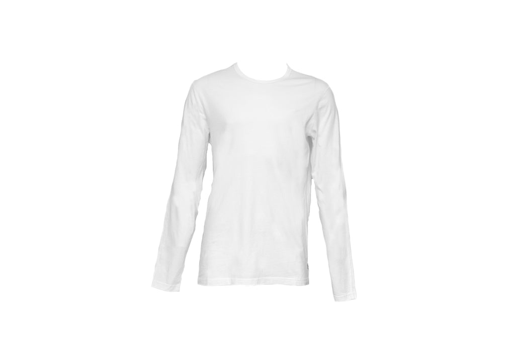 Reigning Champ Long Sleeve (White)