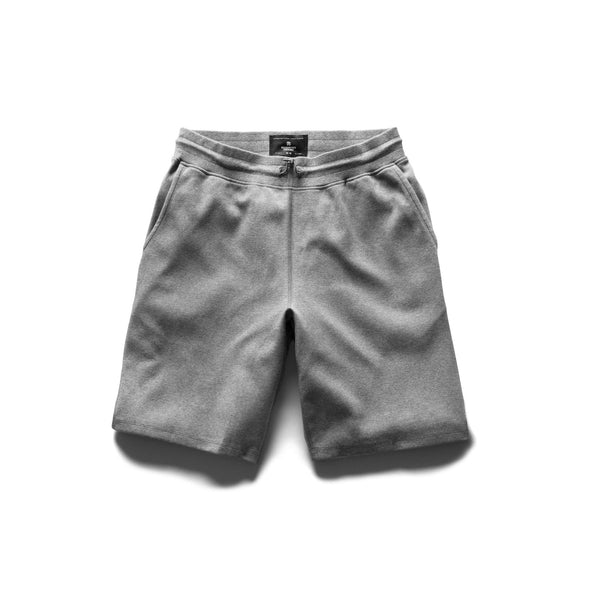 KNIT BONDED INTERLOCK SHORT