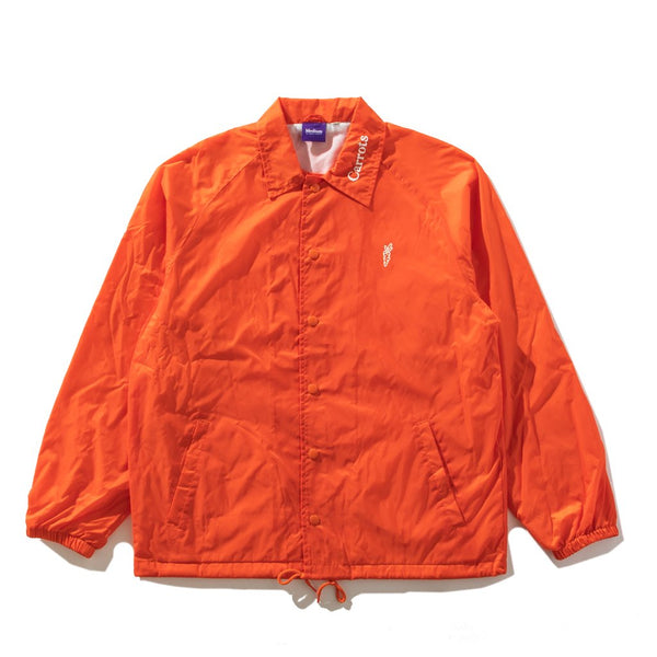 SIGNATURE CARROT COACHES JACKET
