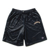 COLLEGIATE CARROTS CHAMPION MESH SHORTS - NAVY
