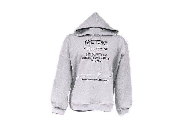 Factory Hoodie MRCSS18-40