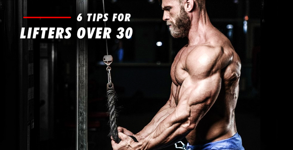 6 Tips for Lifters Over 30