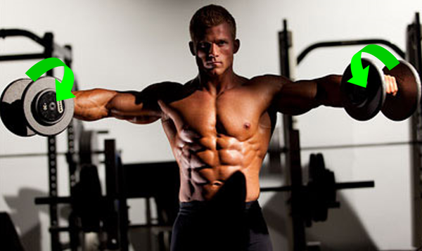 3 Lifts to Build More Muscle: With a Twist