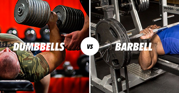 Dumbbells vs. Barbell: Which Works Best?