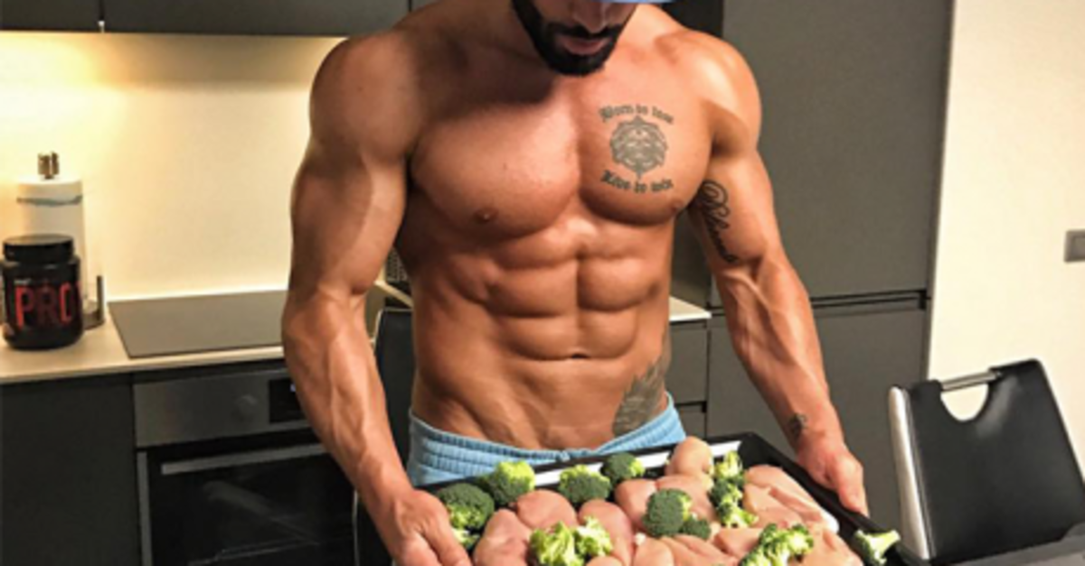 Want to Get Shredded? Eat More Protein