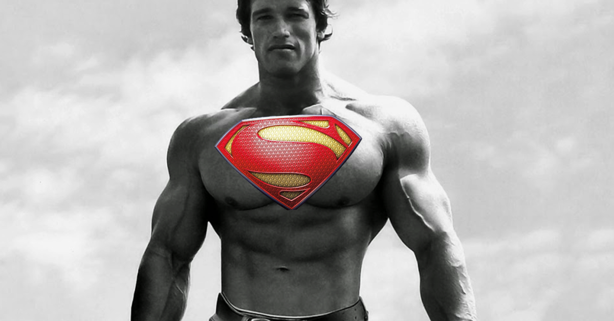 Tip: Try The Superman Chest Superset