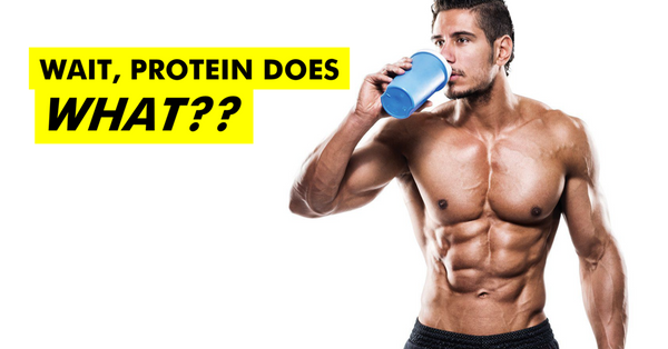 Studies: Protein Shakes Lower Testosterone??