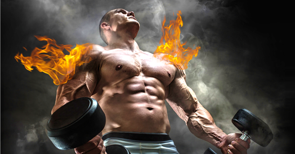 Tip: For Muscle Growth, Chase the Burn