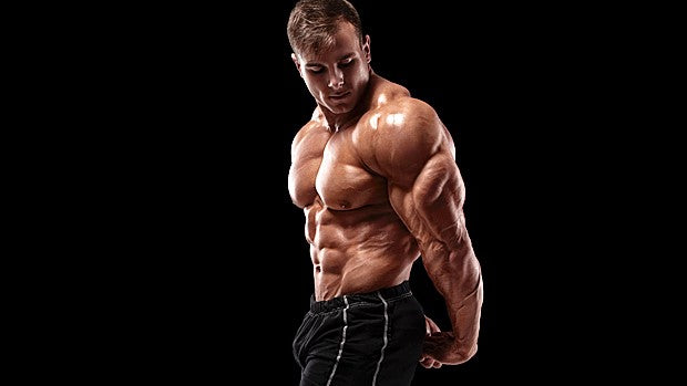 Blow Up Your Arms With This Drop Set