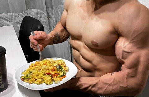 Smark Bulking is an extra protein shake or some extra eggs NOT adding a 1000 calorie cheese burger