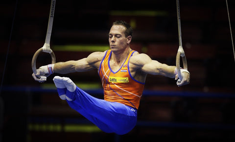 Ever wondered how gymnasts get so jacked without weights?