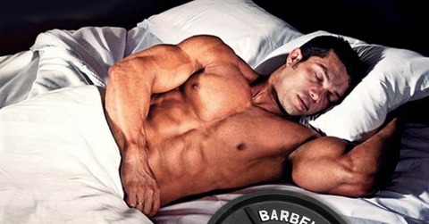 Sleep is the ultimate form of recovery - and getting more of it raises testosterone levels