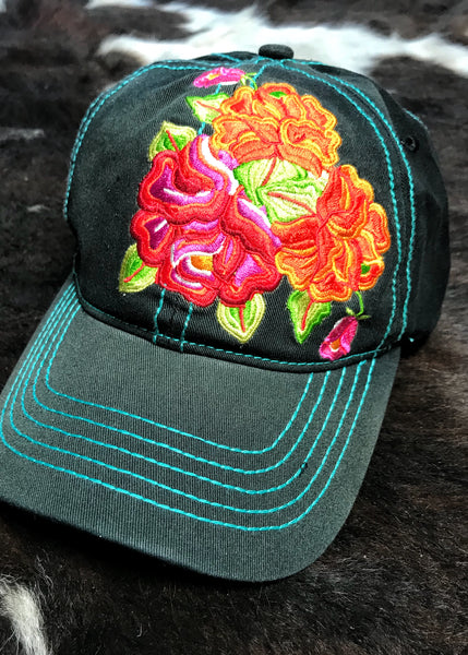 Senorita Suzy Hat - Rolling Ranch Boutique