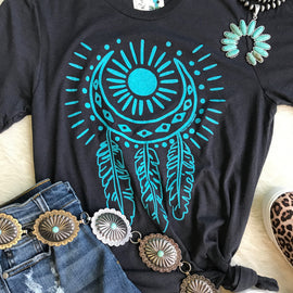 The Dreamcatcher Tee | Small to 2X