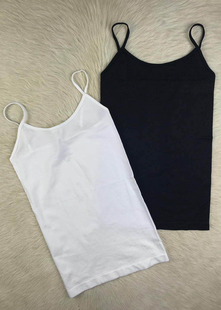 Layering Tanks - Rolling Ranch Boutique