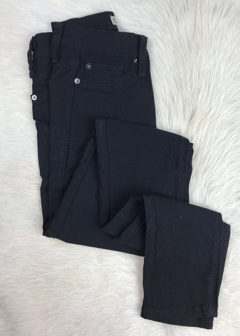 Super Stretch Skinnies | Black