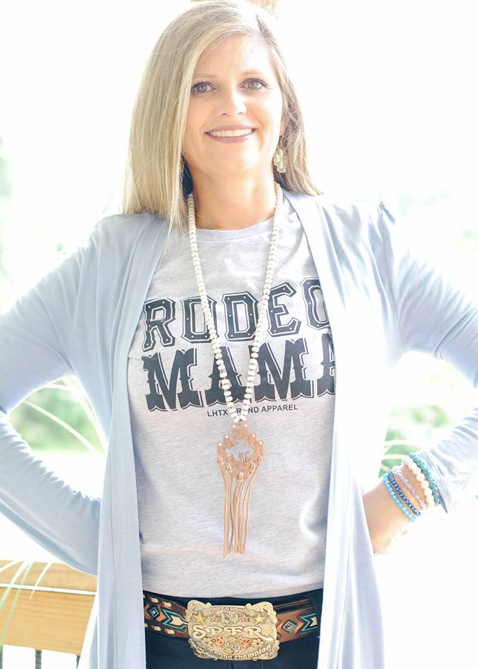 Rodeo Mama - Rolling Ranch Boutique