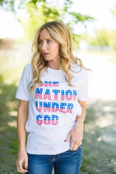 One Nation Under God - Rolling Ranch Boutique