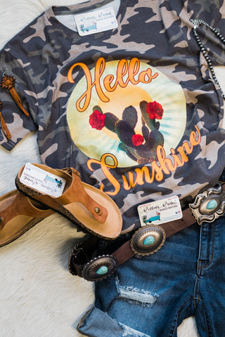 Hello Sunshine! - Rolling Ranch Boutique