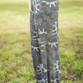 Headed to the Rodeo Lounge Pants | Camo