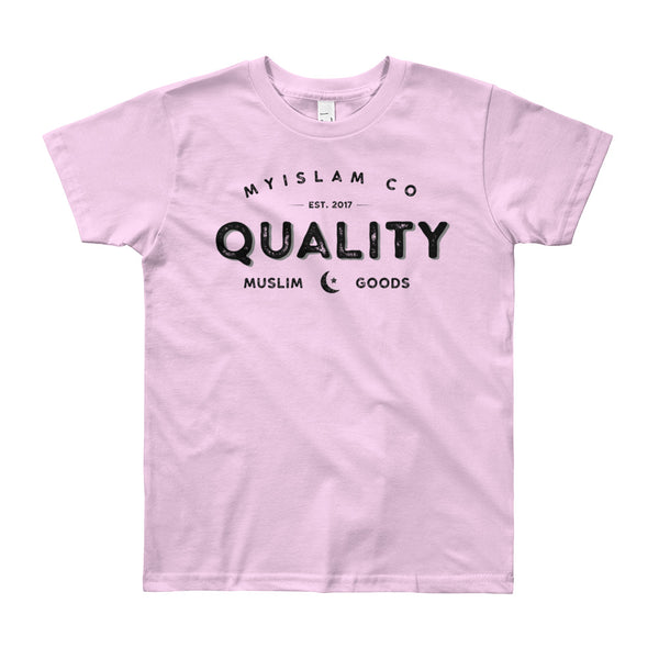 Quality Muslim Goods Youth Tee