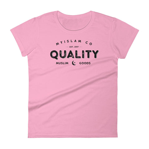 Quality Muslim Goods Women's Tee