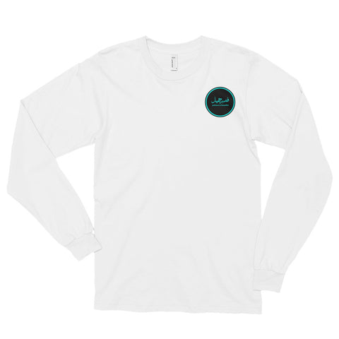 Patience is Beautiful Emblem Long-Sleeve Shirt