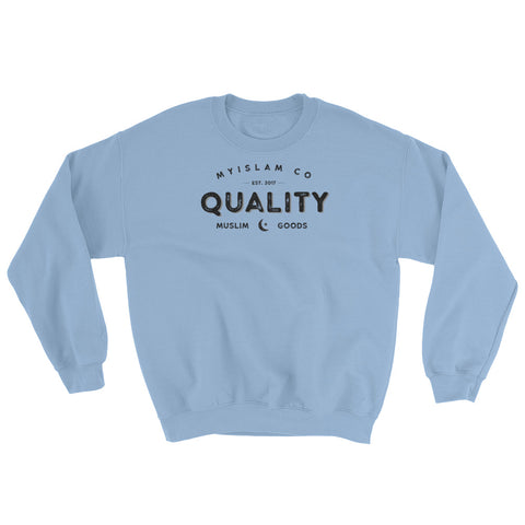 Quality Muslim Goods Sweatshirt