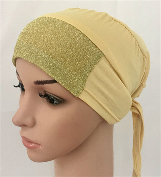 Stretchable Hijab/Underscarf - Women's
