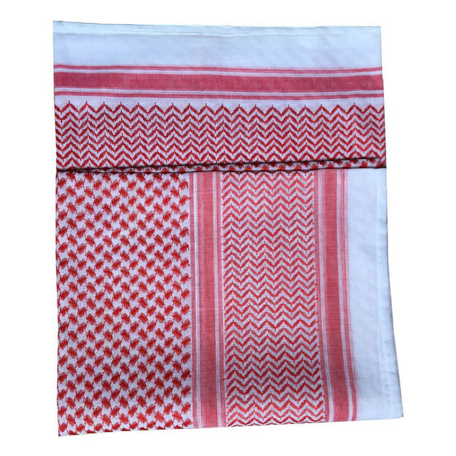 Middle East Outdoor Keffiyeh Scarves Turban