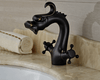 Image of dragon faucet