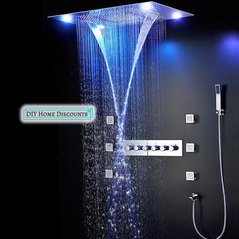 Unicorn Rainfall Shower System Best Value