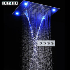 Unicorn Shower Head Best DIYHomeDiscounts LED System